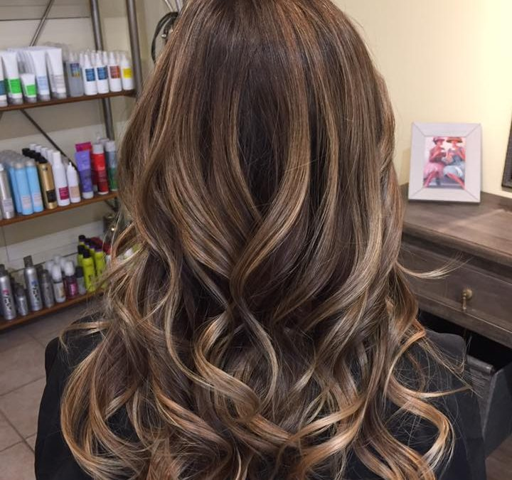 Beautiful Bronde