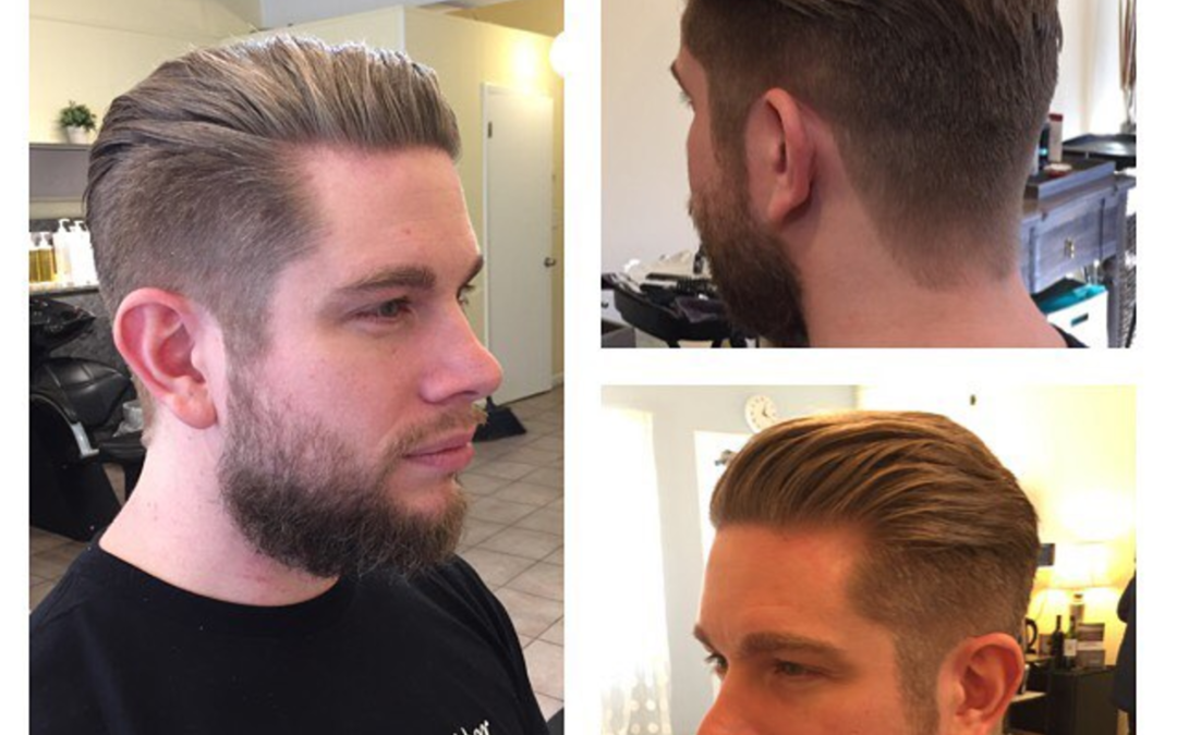 Sharp looking Men's Cuts