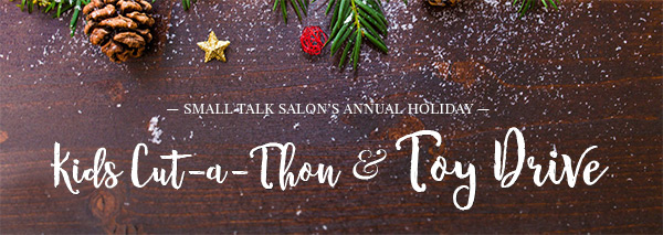 2018 Holiday Cut-a-Thon and Toy Drive