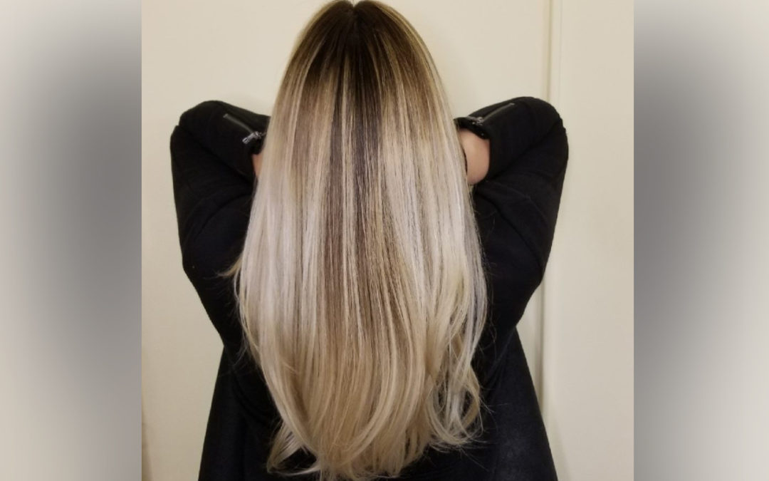 Hair Painting
