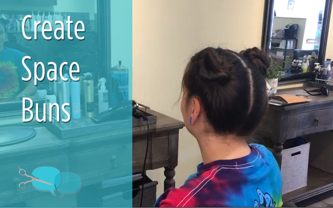 Space Buns How-To Video