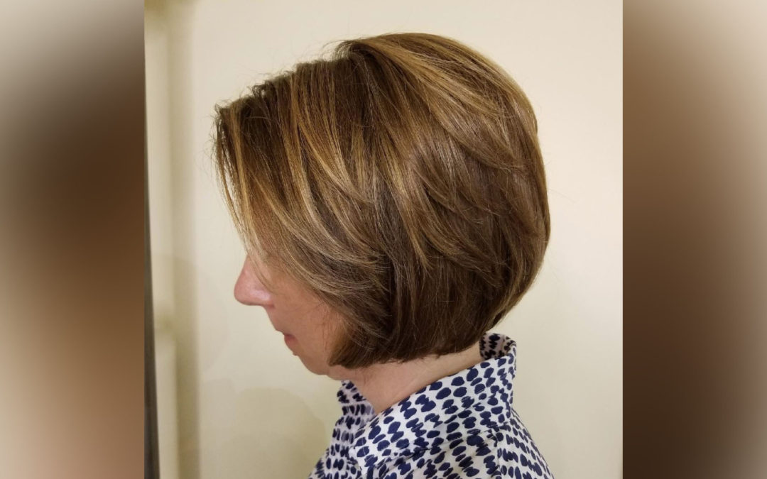 Bob Cut and color by Rhi