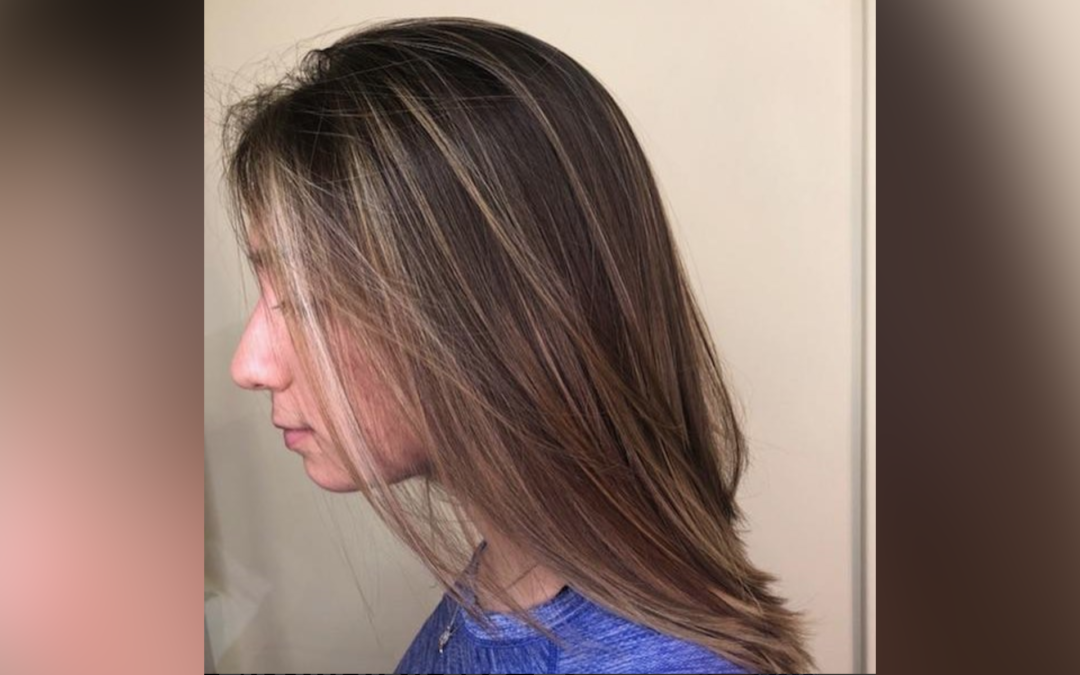 Balayage Highlights by Stephanie