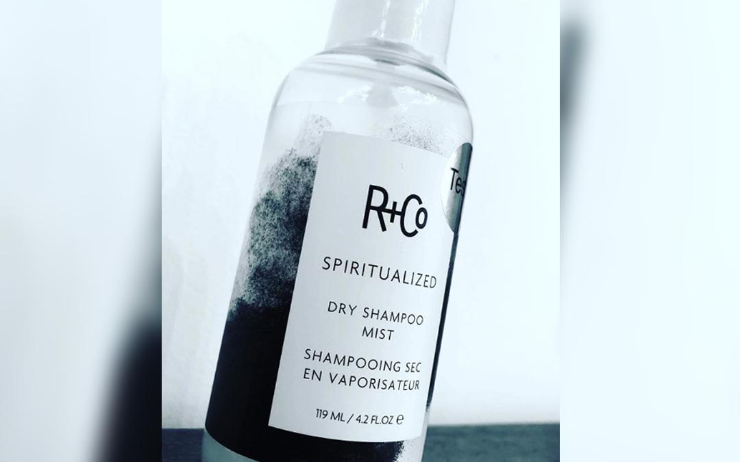 R+Co Dry Shampoo Mist