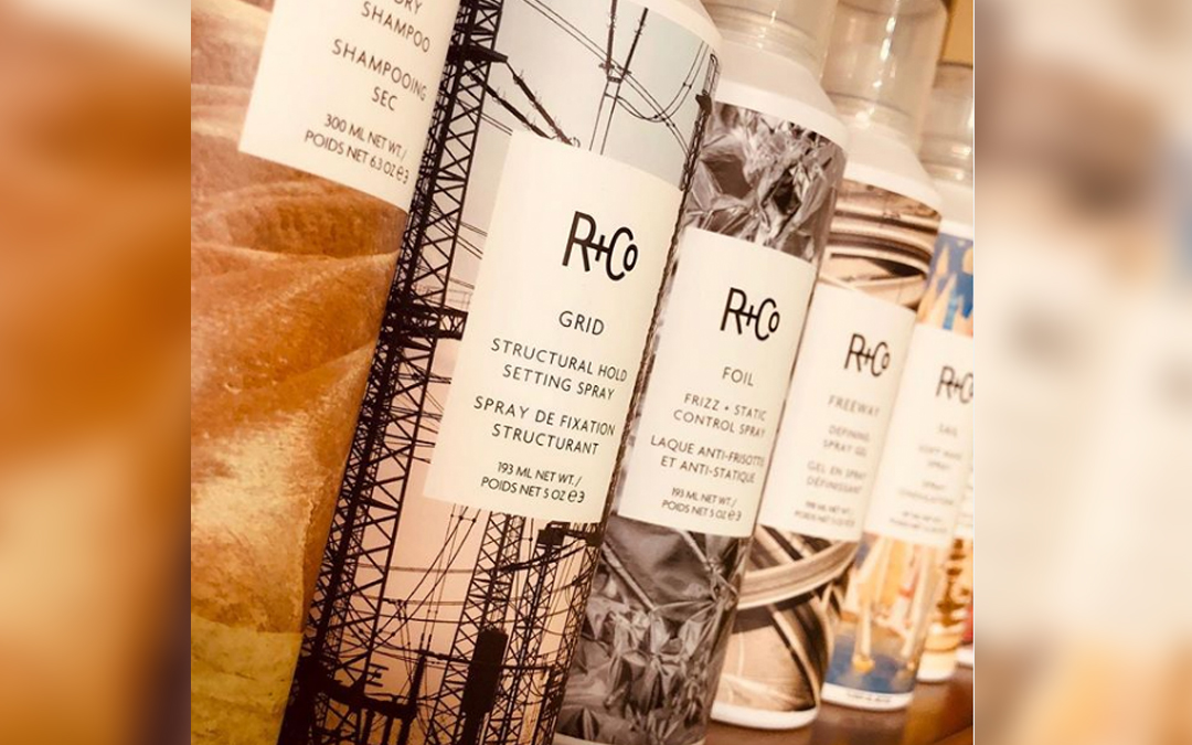 Now Offering R+Co Products!
